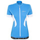 Gonso Febe Bike Jersey Shortsleeve Women blue